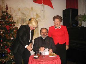 ks. Isakowicz Zaleski w Centrum Kresowym w Bytomiu