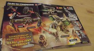 Piloci Star Wars Lego